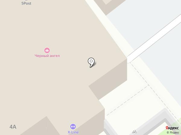 X-Line на карте Балашихи