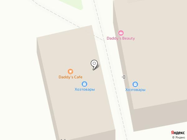 Рокки Кофе на карте Балашихи