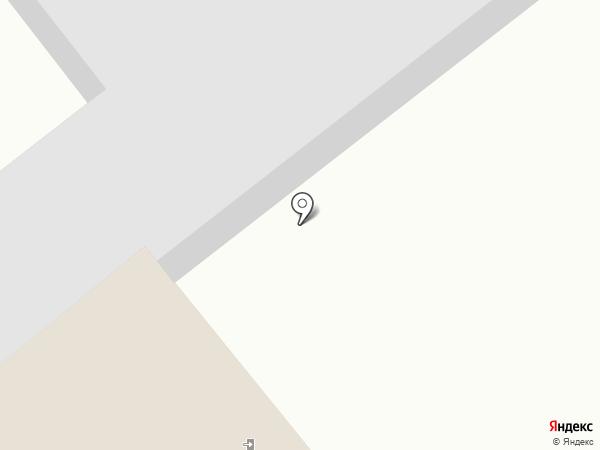 Бир таун на карте Октябрьского