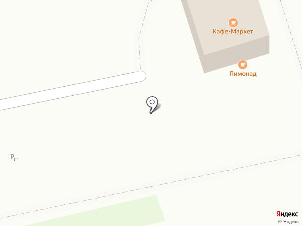 Продуктовый магазин на карте Балашихи
