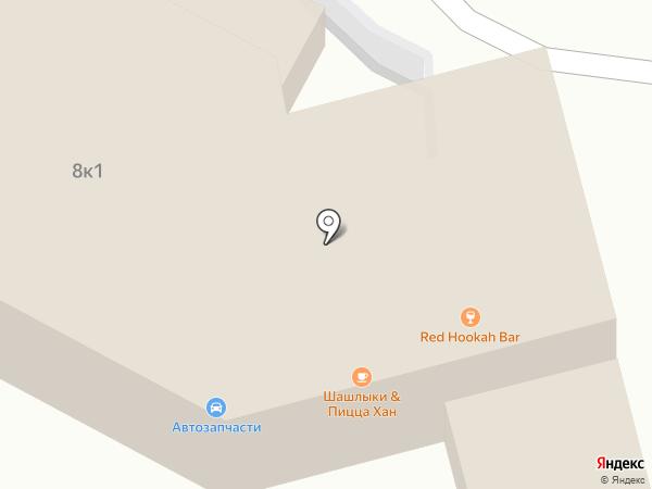 IT center на карте Балашихи