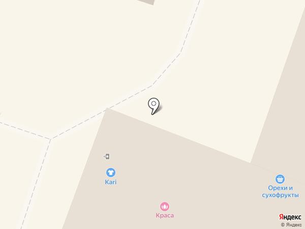Окна Заречье на карте Балашихи