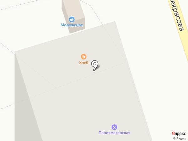 Ктенанта на карте Балашихи