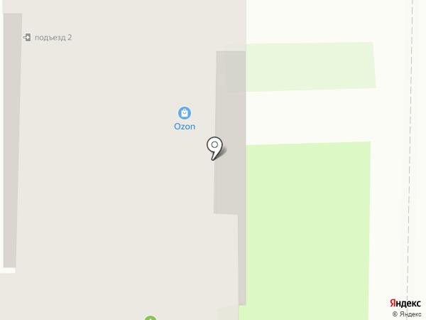 Сыр да масло на карте Балашихи