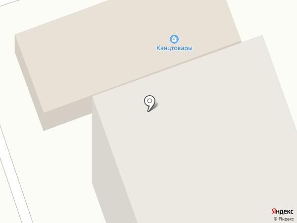 М+ИКС на карте Ильинского