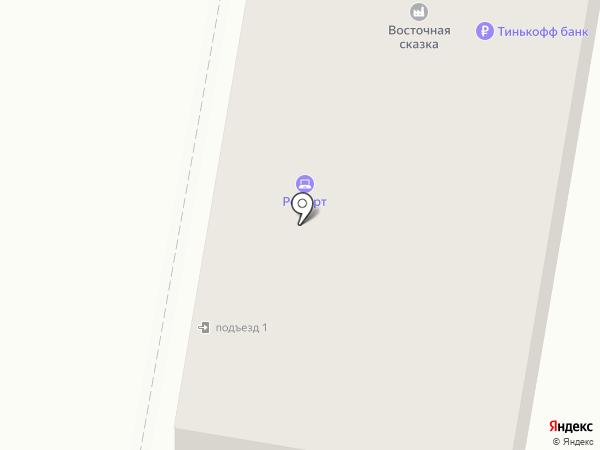 СправникЪ на карте Балашихи