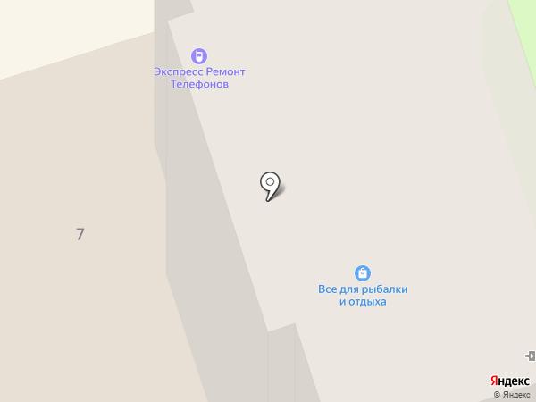 АкваЗоо на карте Балашихи