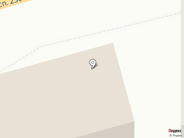 GeoPLast на карте Макеевки