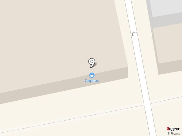 Экоморье на карте Балашихи