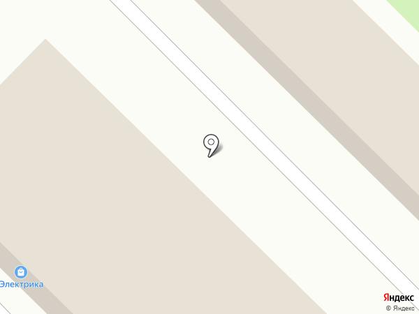 Зенино на карте Марусино