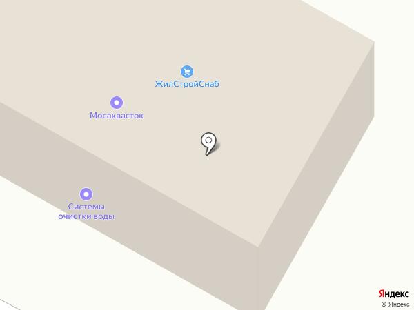 Арсенал Бетон на карте Щёлково