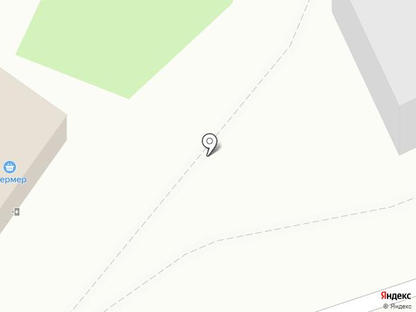 Продуктовый магазин на карте Марусино
