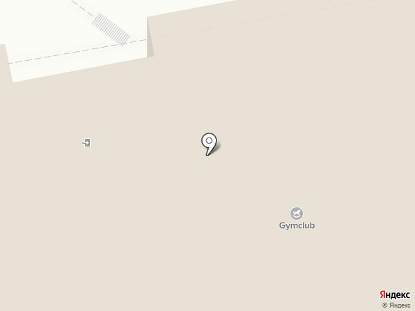 Gymclub на карте Балашихи