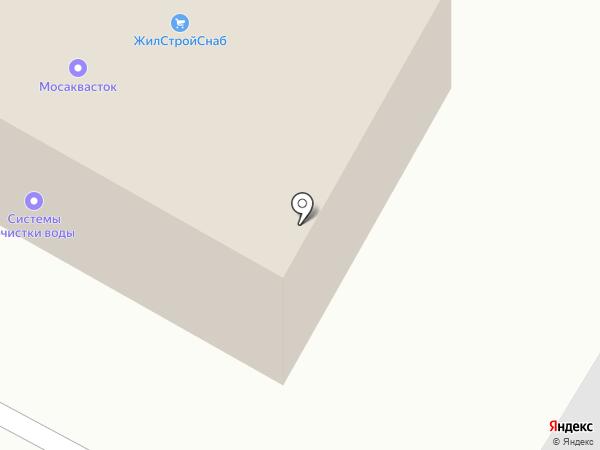 Архитектурно-планировочное управление Московской области на карте Щёлково