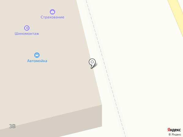 Страховое агентство на карте Марусино
