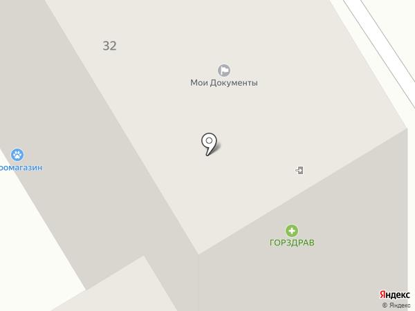 ВЫБОР на карте Железнодорожного