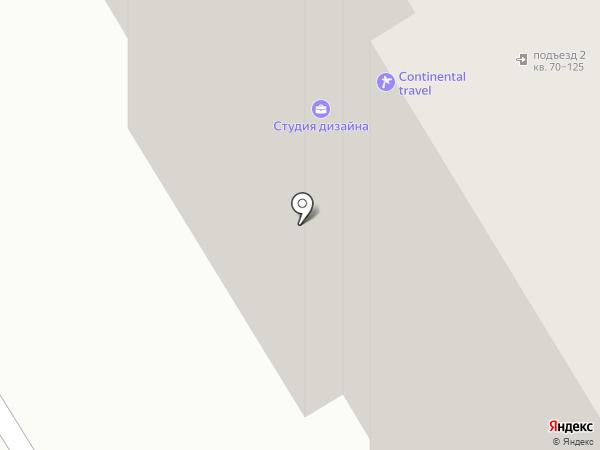 Финский на карте Щёлково