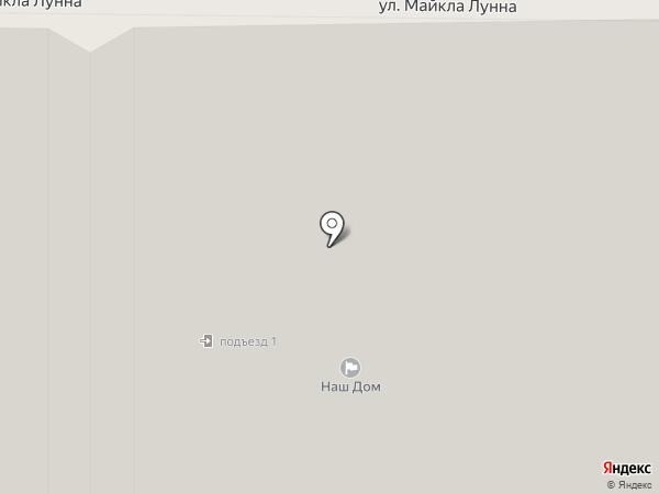 Наш Дом на карте Балашихи