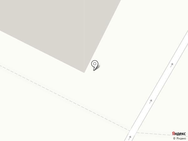 Красное & Белое на карте Красково