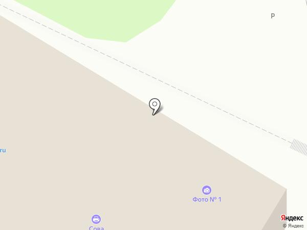 Балтехрем на карте Балашихи