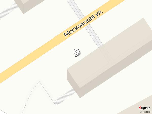 Mobil на карте Макеевки