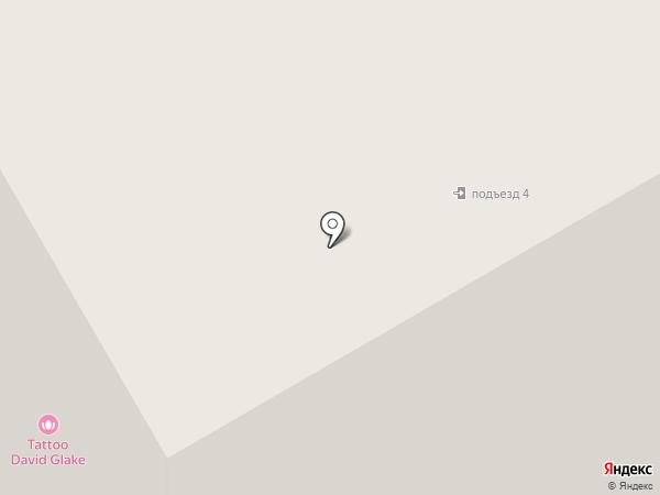 Богородский на карте Щёлково