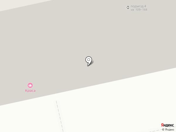 МосАптека на карте Балашихи