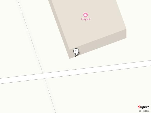 Сауна на карте Октябрьского