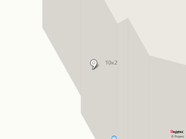 Элекснет на карте Щёлково