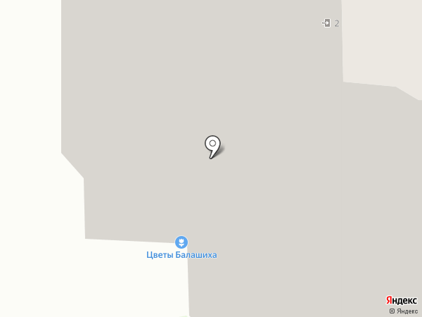 САР на карте Балашихи