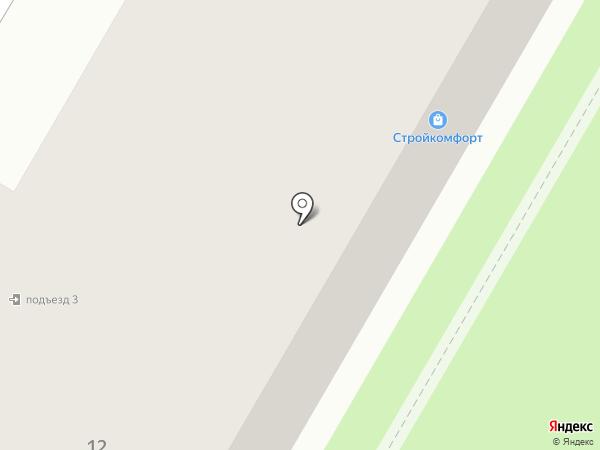 Ружейный двор, магазин товаров для охоты на карте Щёлково