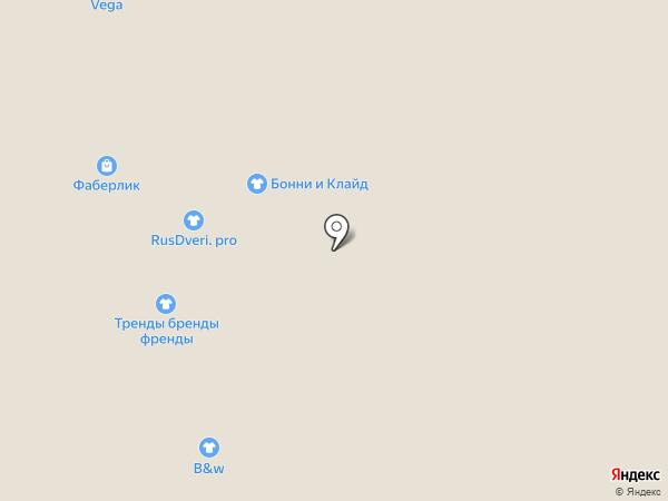 Дента-Люкс на карте Октябрьского