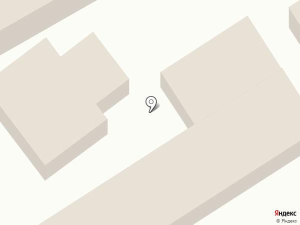 Омега на карте Макеевки