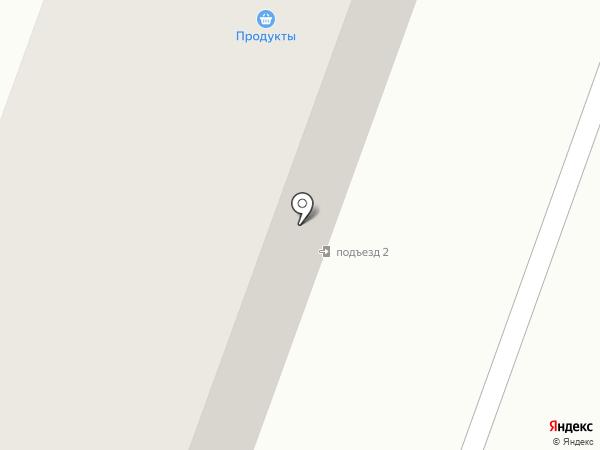 Участковый пункт полиции на карте Красково