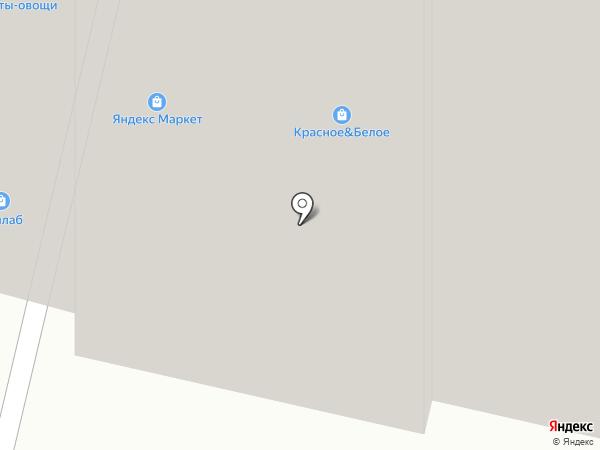 Перекресток Экспресс на карте Щёлково