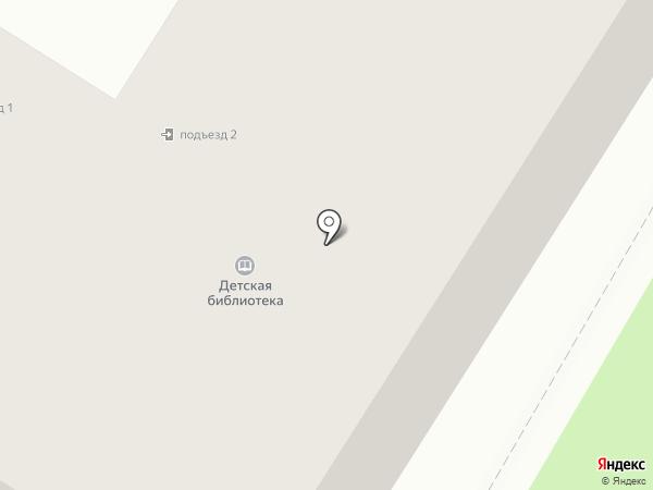 Детская районная библиотека на карте Щёлково