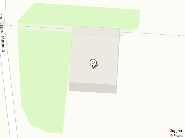 Сервис-ЮГ-ККМ на карте Крымска
