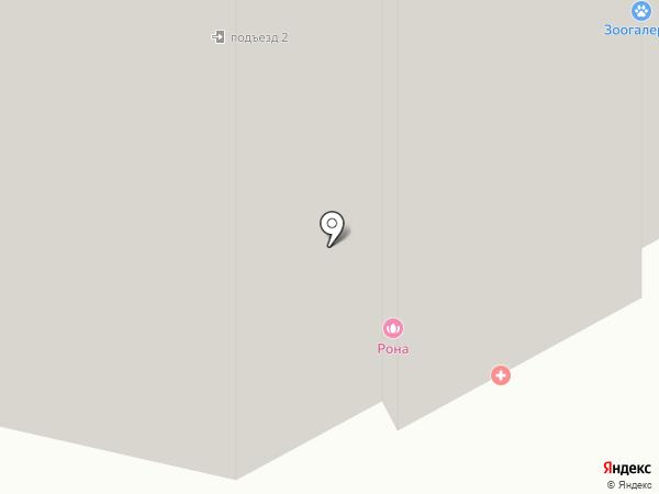 Щёлковская районная больница №1 на карте Щёлково