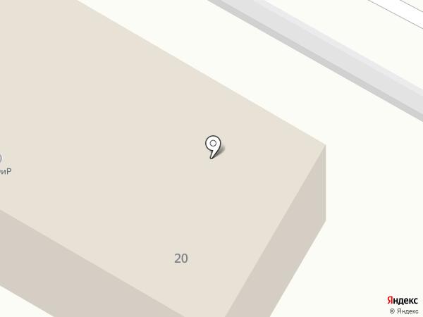 Единая Россия на карте Щёлково
