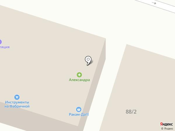 Магазин кухонной мебели на карте Малаховки