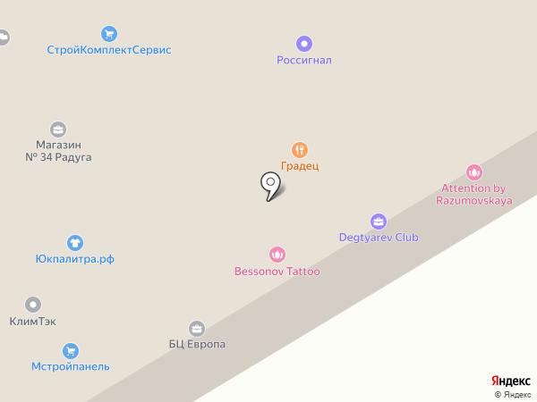 СтройКомплектСервис на карте Щёлково