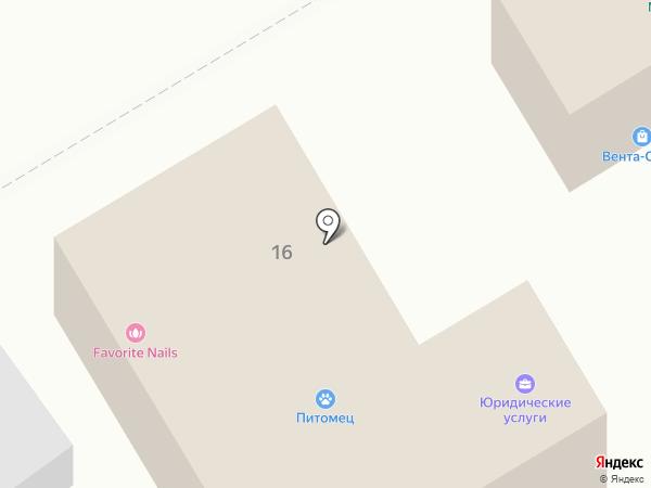 Питомец на карте Щёлково