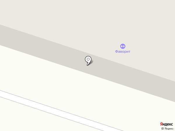 Аврора на карте Малаховки
