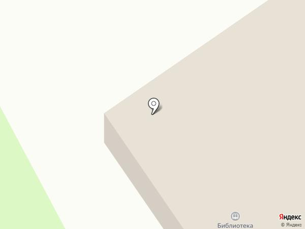 Октябрьский сельский дом культуры на карте Киреевска