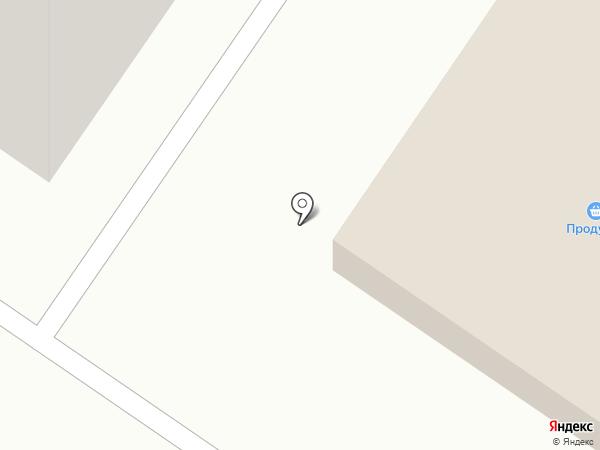 Строительный магазин на ул. Руднева на карте Макеевки