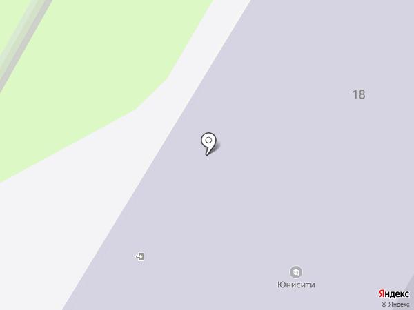 Фортеданс на карте Щёлково