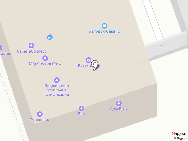 Потенциал на карте Октябрьского