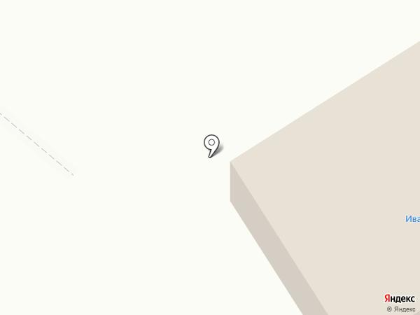 Лазурный на карте Киреевска