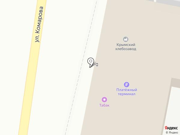 Подсолнух на карте Крымска