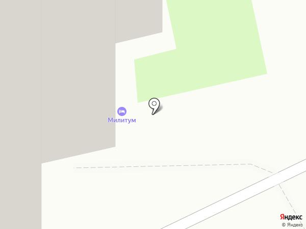 Южное, ТСЖ на карте Балашихи